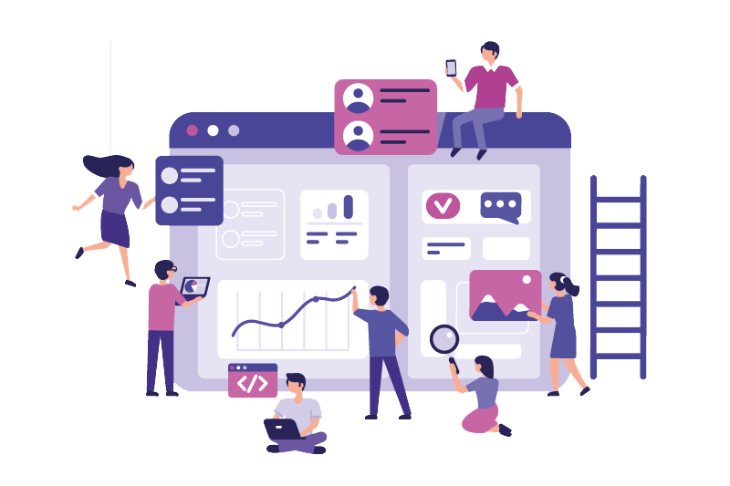 Webdesign team